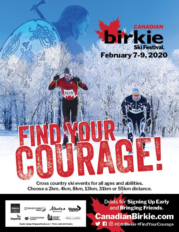 Birkie Poster