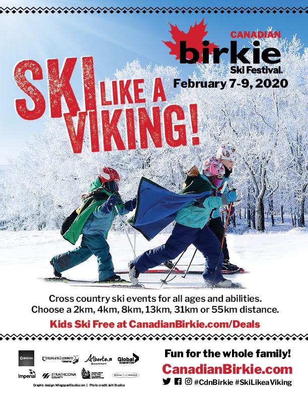 Birkie Family poster